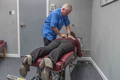 CHIROPRACTIC CARE PLANO